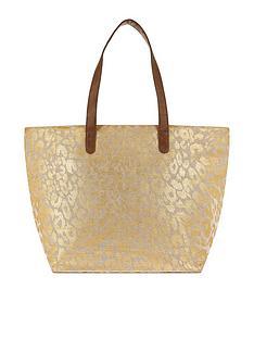 accessorize-lakshmi-print-tote-gold