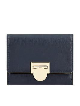 accessorize-ellie-flip-lock-wallet