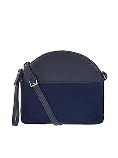 accessorize-leather-danie-dome-cross-body-bagnbsp--navy