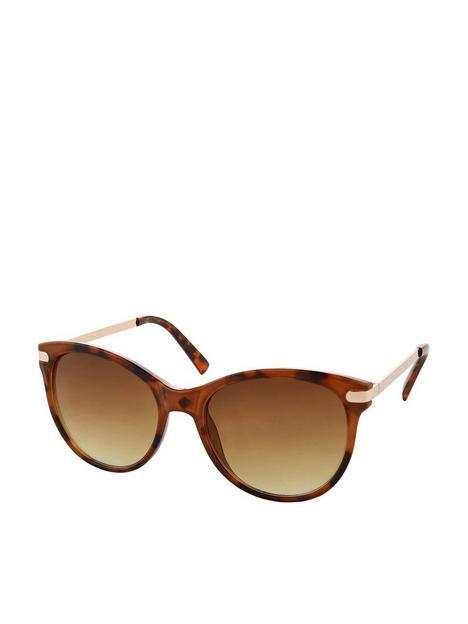 accessorize-rubee-flat-top-sunglasses-brown