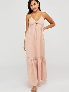 accessorize-knot-front-maxi-dress-pink
