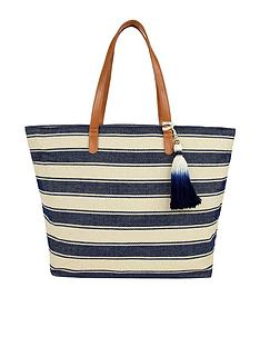 accessorize-nautical-stripe-beach-tote