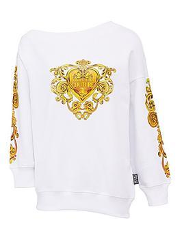versace-jeans-couture-womenrsquosnbspbaroque-jewel-print-sweatshirt-ndash-white