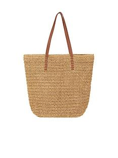 accessorize-juliet-shopper-bagnbsp--natural