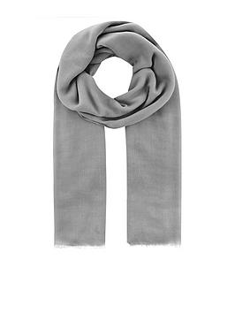 accessorize-sorrento-lightweight-scarf-grey
