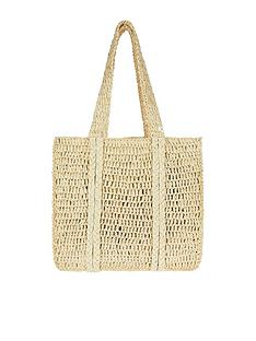 accessorize-easy-slouch-weave-shopper-cream
