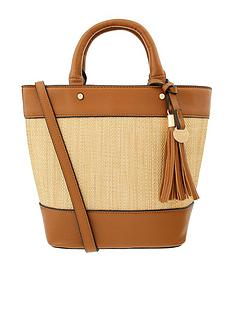 accessorize-raffia-stripe-handheld-bag-tan