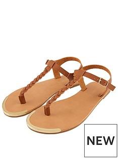 accessorize-plaited-thong-sandal-tan