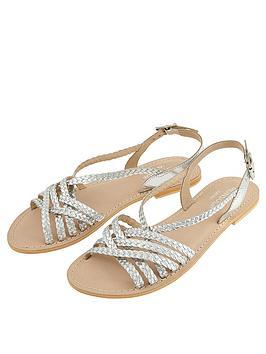 monsoon-primrose-plait-leather-strappy-sandal-silver