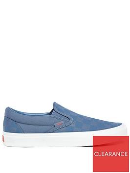 vans-vans-ua-classic-slip-on-bluewhite