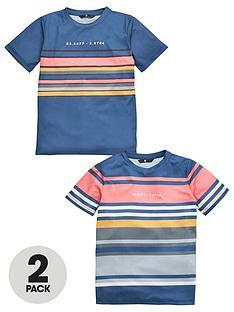 v-by-very-boys-2-pack-stripe-t-shirts-multi