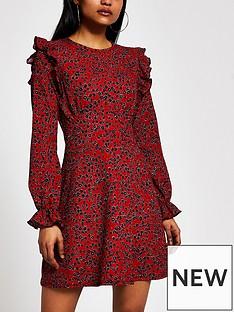 ri-petite-ri-petite-floral-frill-mini-dress