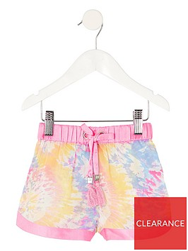 river-island-mini-mini-girls-tie-dye-sheer-beach-shorts-multi