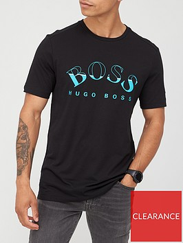 boss-curved-large-mixed-logo-t-shirt-black