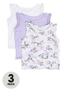 river-island-mini-mini-girls-3-pack-printed-vests-lilac