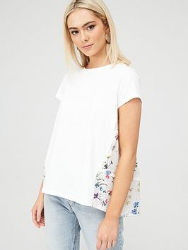 river-island-printed-woven-back-smock-top-white