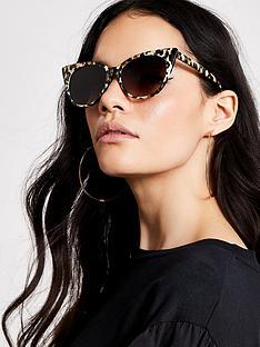 river-island-river-island-polly-leopard-print-cateye-sunglasses-beige