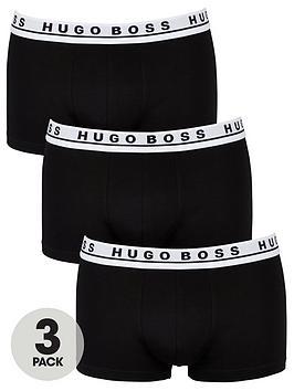 boss-bodywear-3-packnbspwaistband-trunks-white