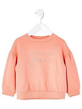 river-island-mini-girls-embroidered-sweatshirt--nbsppink