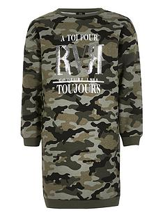 river-island-girls-camo-sweat-dress-khaki
