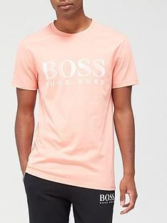 boss-logo-t-shirt-pink