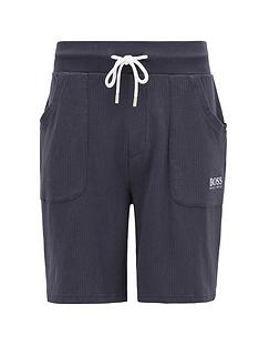 boss-bodywear-waffle-fashion-shorts-navy