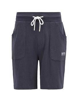 boss-bodywear-waffle-fashion-shorts-navy