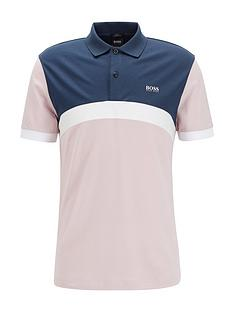 boss-paule-3-colour-block-polo-shirt