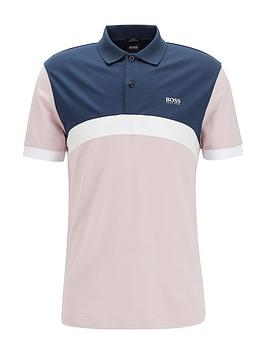 boss-paule-3-colour-block-polo-shirt