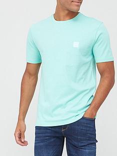 boss-tales-chest-logo-t-shirt-open-green