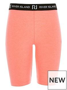 river-island-girls-waistband-cycling-shorts-bright-pink
