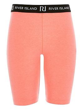 river-island-girls-waistband-cycling-shorts-pink