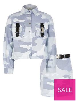 river-island-girls-camo-shacket-and-skirt-outfit--nbspblue-camo