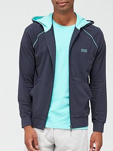 boss-bodywear-mix-amp-match-zip-through-hoodie-navy