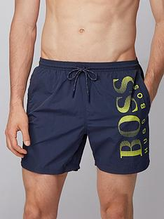 boss-beachwear-octopus-swim-shorts