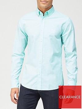 boss-mabsoot1-oxford-shirt-green