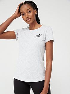 puma-essential-small-logo-t-shirt-grey