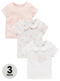 v-by-very-baby-girls-3-pack-short-sleeve-jersey-tops-multi