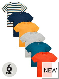 v-by-very-boys-6-pack-core-short-sleevenbspt-shirts-multi