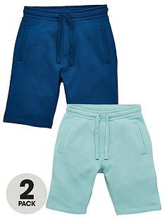 v-by-very-boys-2-pack-jogger-shorts-petrolaqua
