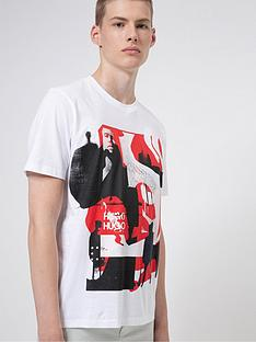 hugo-jimmy-turrell-x-hugo-dentra-logo-t-shirt