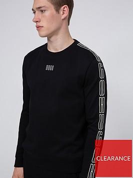hugo-doby-small-logo-sweatshirt
