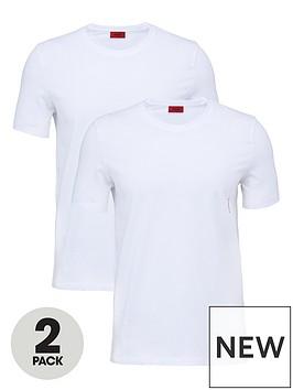 hugo-bodywear-2-pack-round-neck-t-shirts-white