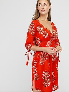 monsoon-anasi-organic-hand-screen-print-kaftan-red