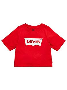 levis-girls-short-sleeve-boxy-batwing-t-shirt-red