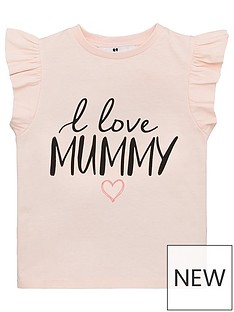 v-by-very-girls-i-love-mummy-frill-sleeve-t-shirt-blush
