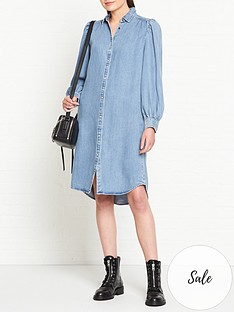 allsaints-ella-denim-shirt-dress-blue
