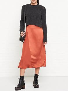 allsaints-ageta-layered-jumper-and-slip-dress-greyrust