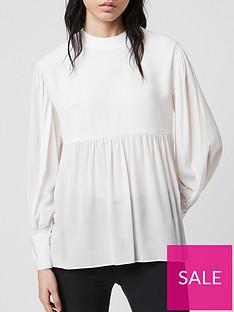 allsaints-fayre-peplum-blouse-white