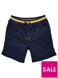 v-by-very-boys-woven-short-with-jog-waistband-navy